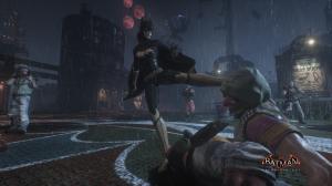 Batgirl Combat