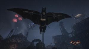 Batgirl Glide